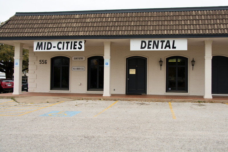 Our Dental Office - our location map