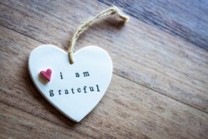 "The Power in ""An Attitude of Gratitude"""